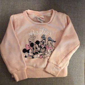 Disney Junior Minnie Sweatshirt